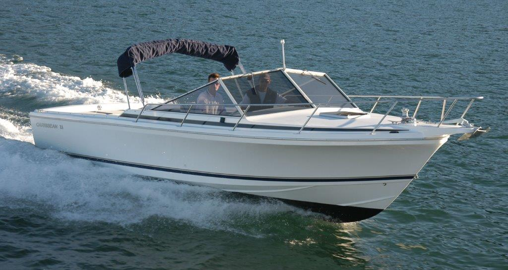 27 Sports runabout